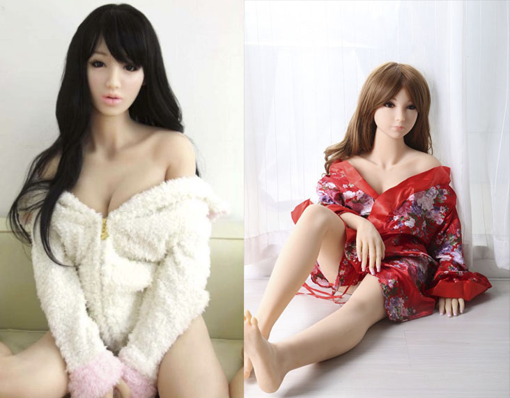 Silicone doll vs TPE doll
